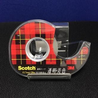 3M|透明粘着テープ 透明美色