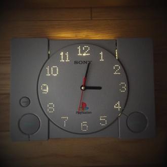 プレステ時計のLED点灯状態