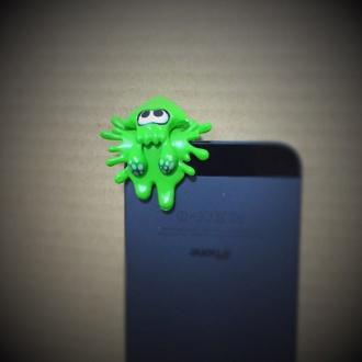 iPhone5装着状態