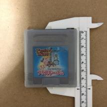 ゲームボーイROMカセット 縦寸法