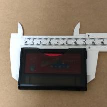 ワンダースワンROMカセット+ケース 横寸法