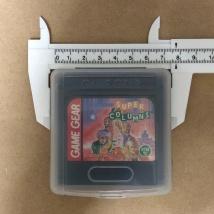 ゲームギアROMカセット+ケース 横寸法