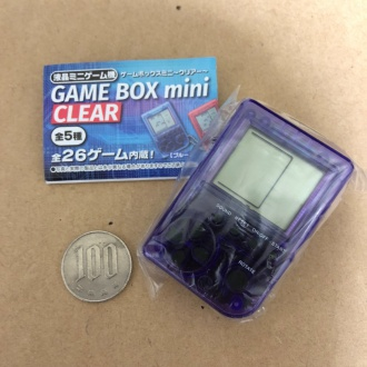 GAME BOX mini 全景